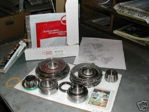 Rebuild Kit with synchro rings for 1987-95 Ford Truck ZF 5spdTransmission (1307)