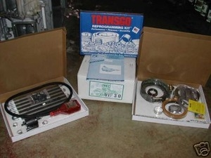 Extreme Duty Tow Matrix Upgrade Package - 1998-2003 Dodge Cummins Diesel 47RE Transmission