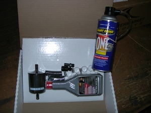Cooler Flush/Protection Kit for Automatic Transmission